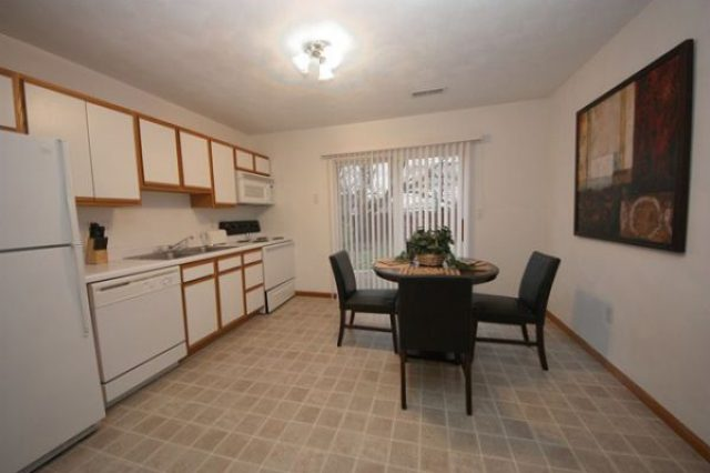 River Reach Town Homes 2 Bedroom