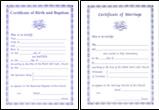 Duplicate Certificates