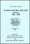 An Index to Rola Boza—God's Field
