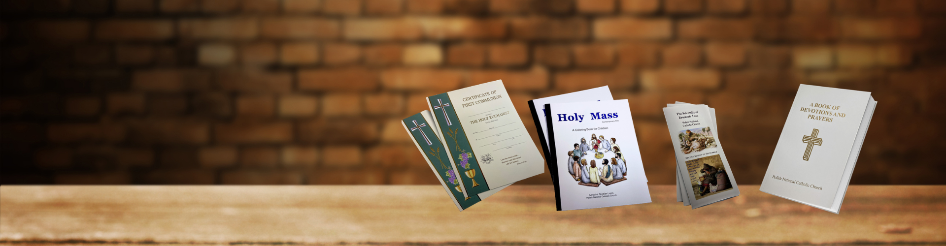 Polish National Catholic Church - Bookstore