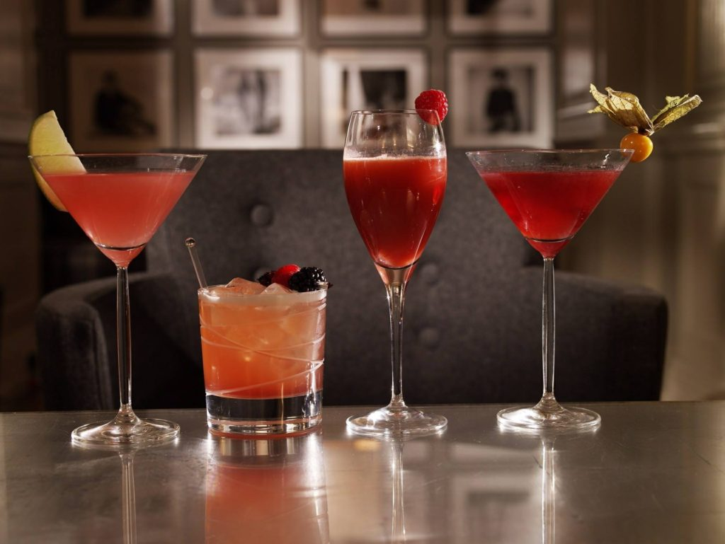 Learn how to make your own craft cocktails at Augustino Brewing Company