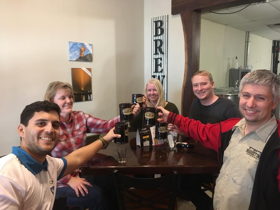 Raising Ultimate Mug Club Mugs in Cheers