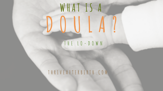 what is a doula