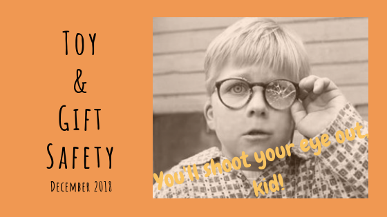 Toy & Gift Safety Blog Sioux Falls, SD