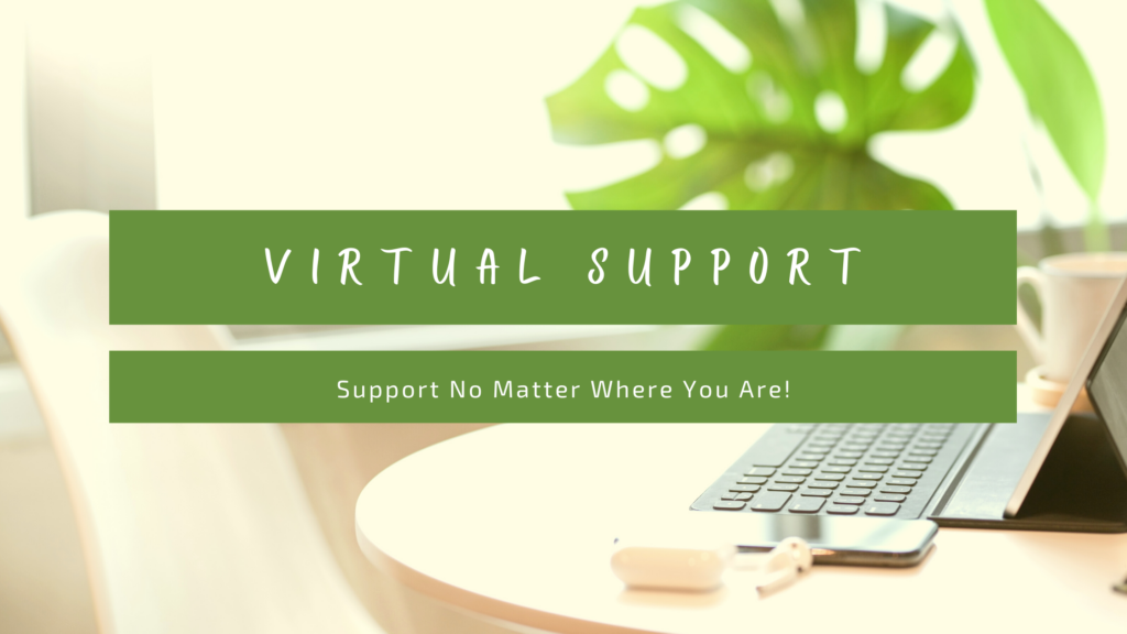 Virtual support with Thrive After Birth