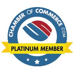 Platinum Chamber Of Commerce Member