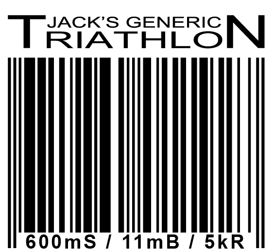 Jack's Generic Tri is the third Texas Tri Series event.