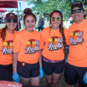 Thank you Rookie Triathlon volunteers.