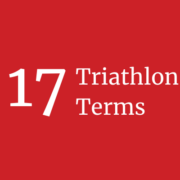 17 triathlon terms