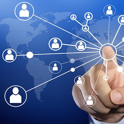 photo of organization network