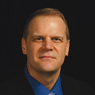 Photo of Dr. Dale J. Albrecht