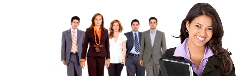 image of leadership team
