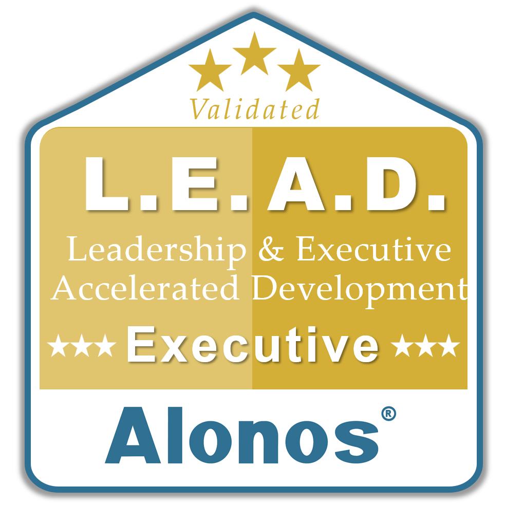 badge image for LEAD Executive development program