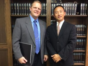 photo of dale and dr ted sun