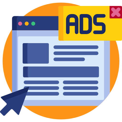 icon of ads