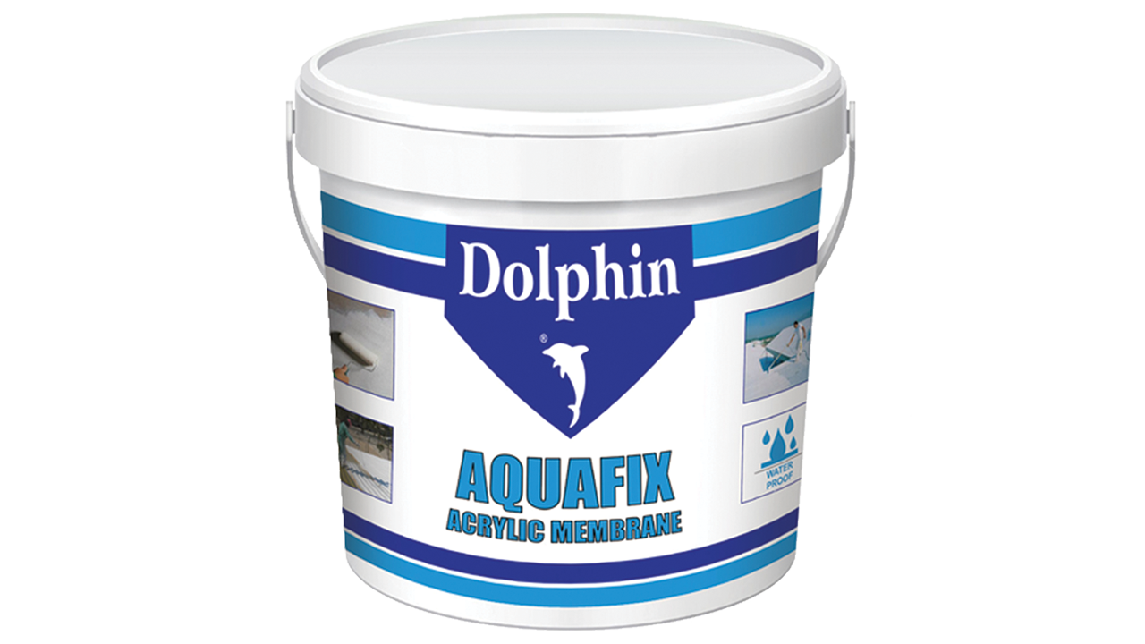 Dolphin Aqua Fix Waterproofing System - 25 kg