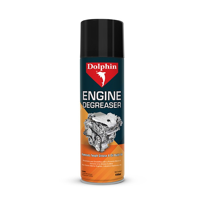 dolphin engine greaser