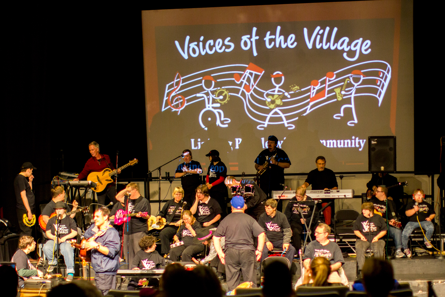 Voices Among Us Concert 2016