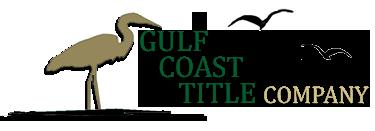 Gulf Coast Title Company Logo