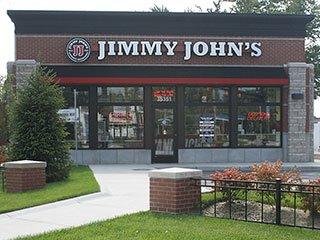Jimmy John's Michigan Storefront