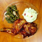 half bbq chicken plate (30)