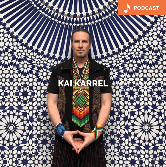 Falling in love with ourselves with Kai Karrel