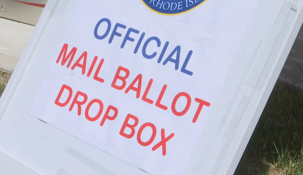 RI Lawmakers split over mail ballots