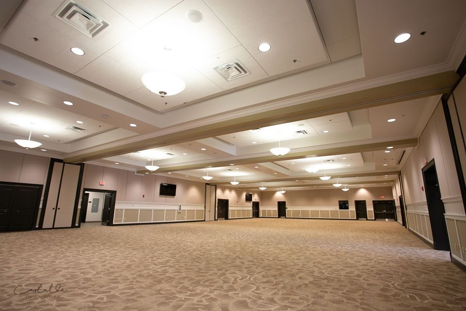 Ocoee Lakeshore Center Ballroom