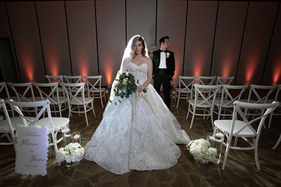 Ocoee Lakeshore Center Bride