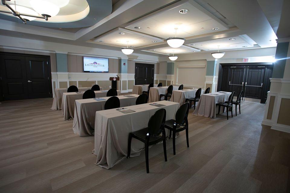 Ocoee Lakeshore Center Corporate Meeting