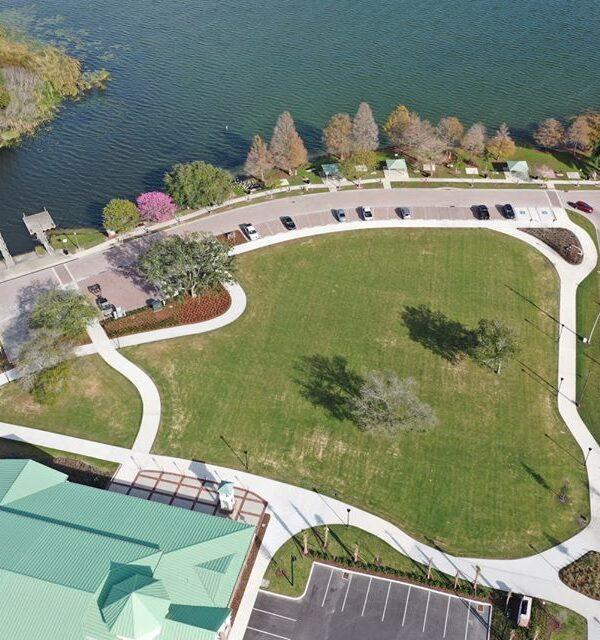 Ocoee Lakeshore Center Event Lawns