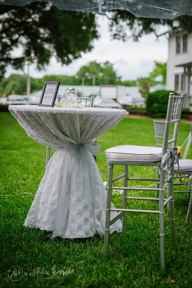 Spring Soiree - CDC Floral table