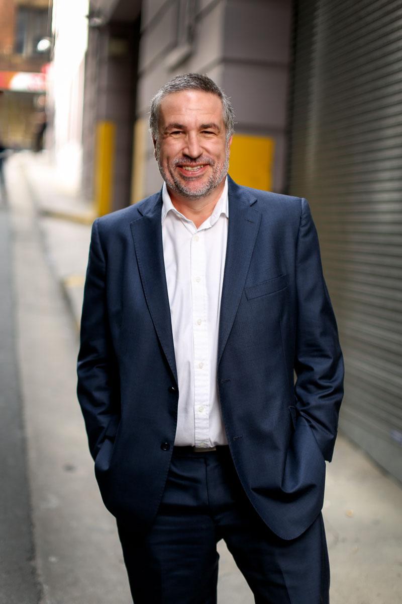 Brendan Hoffman - Co-Founder / Principal