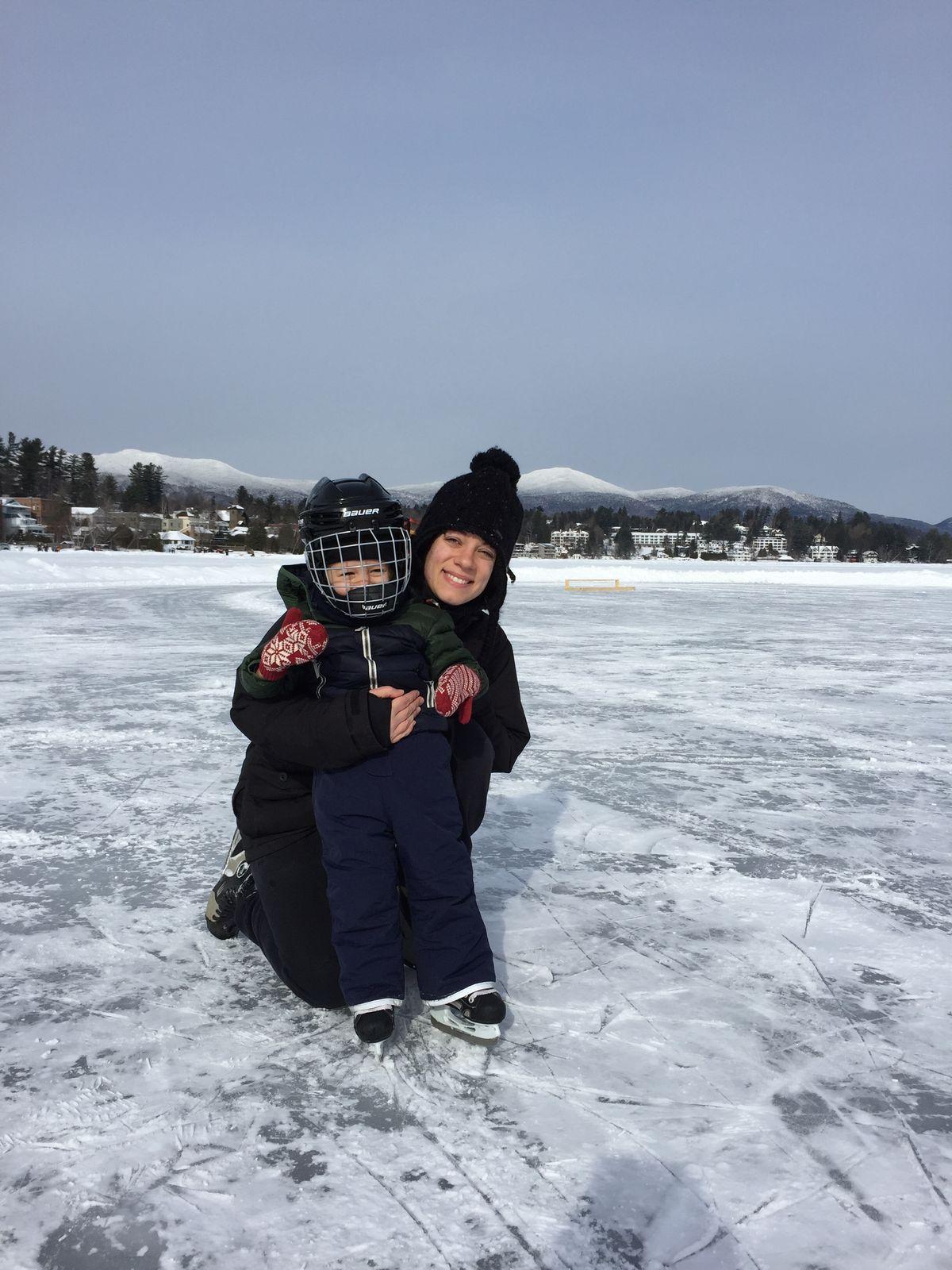 Kristen and Son