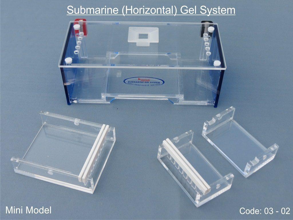 Submarine (Horizontal) Gel System