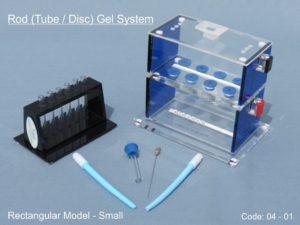 Rod (Tube/Disc) Gel System