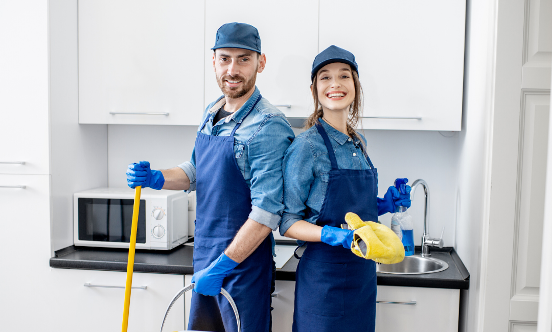 7 Reasons Why You Should Hire A Professional Cleaner