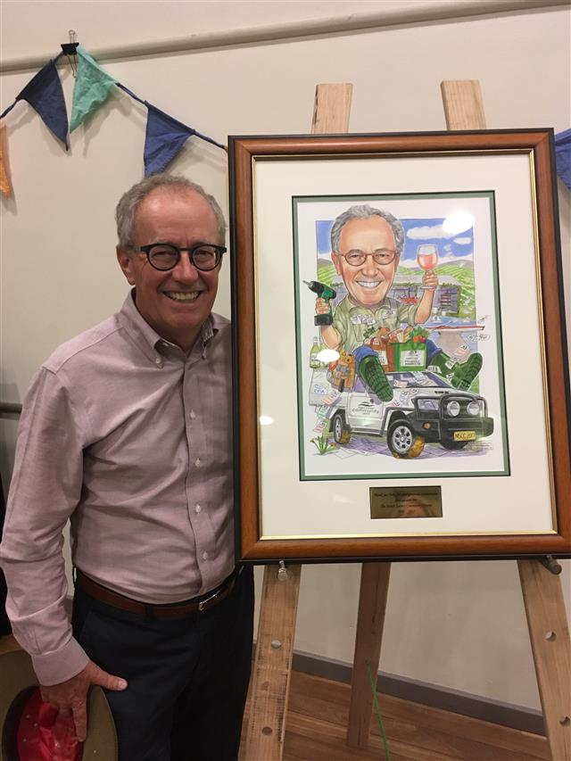 John Coffey retiring after 30 years with the North Sydney Community Centre