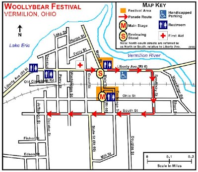 woollybear map