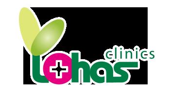 健康.樂活 Logo