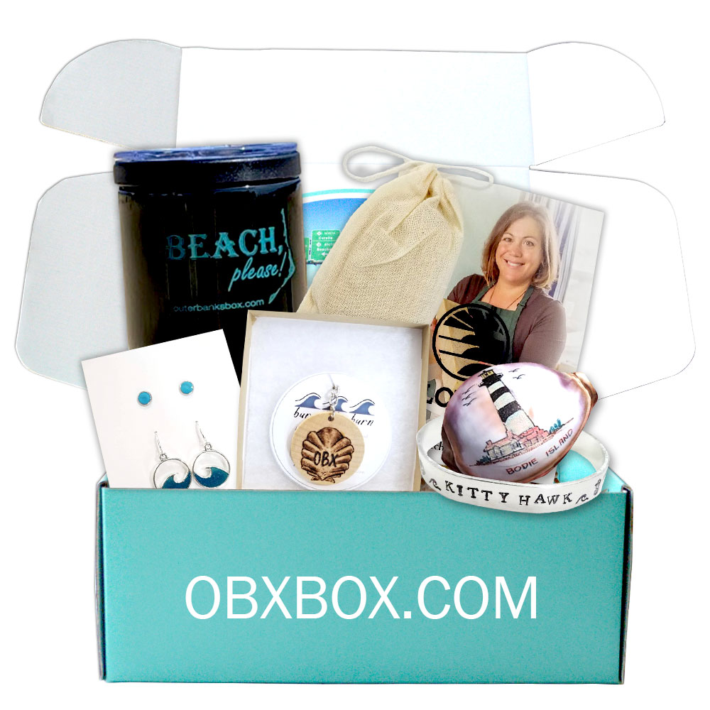 Outer Banks Box - 2019 Spring Box Reveal