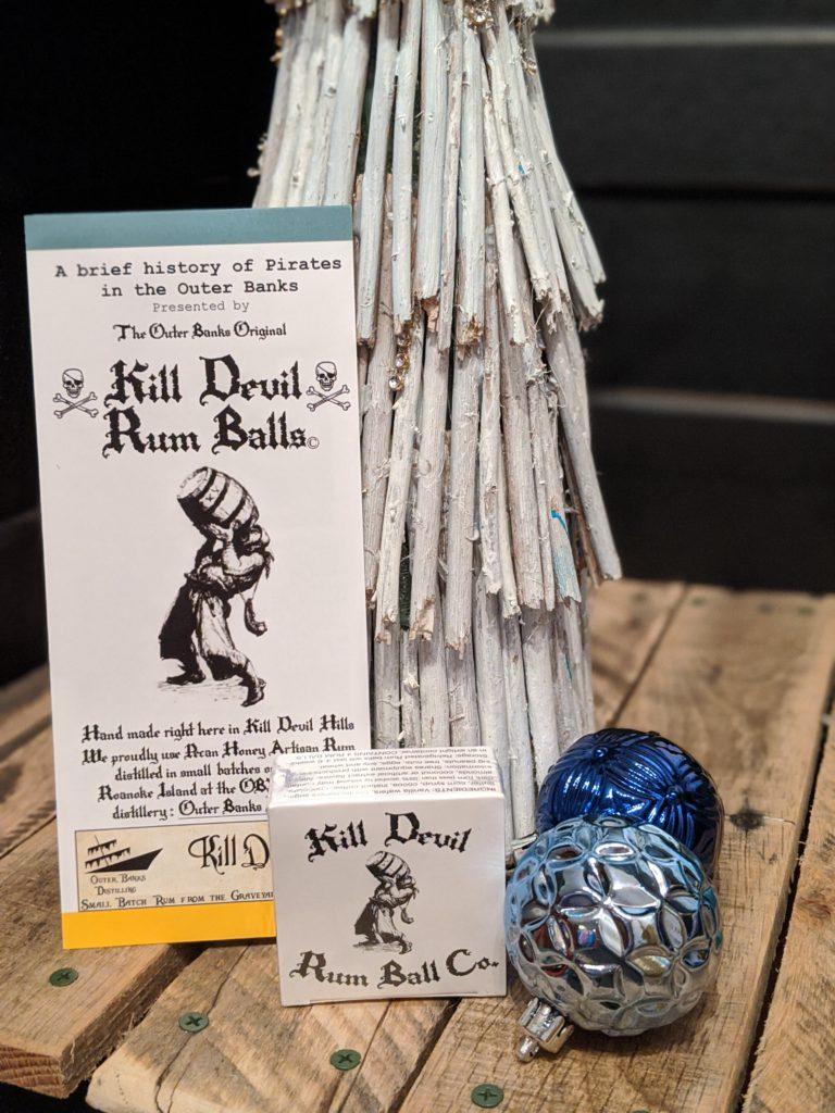 Kill Devil Rum Ball Company - Rum Balls
