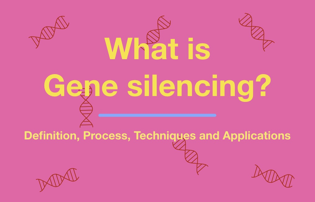 What is gene silencing?