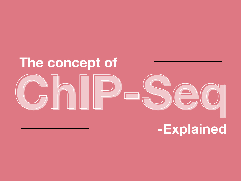 The Concept of ChIP-Seq (ChIP-Sequencing) Explained