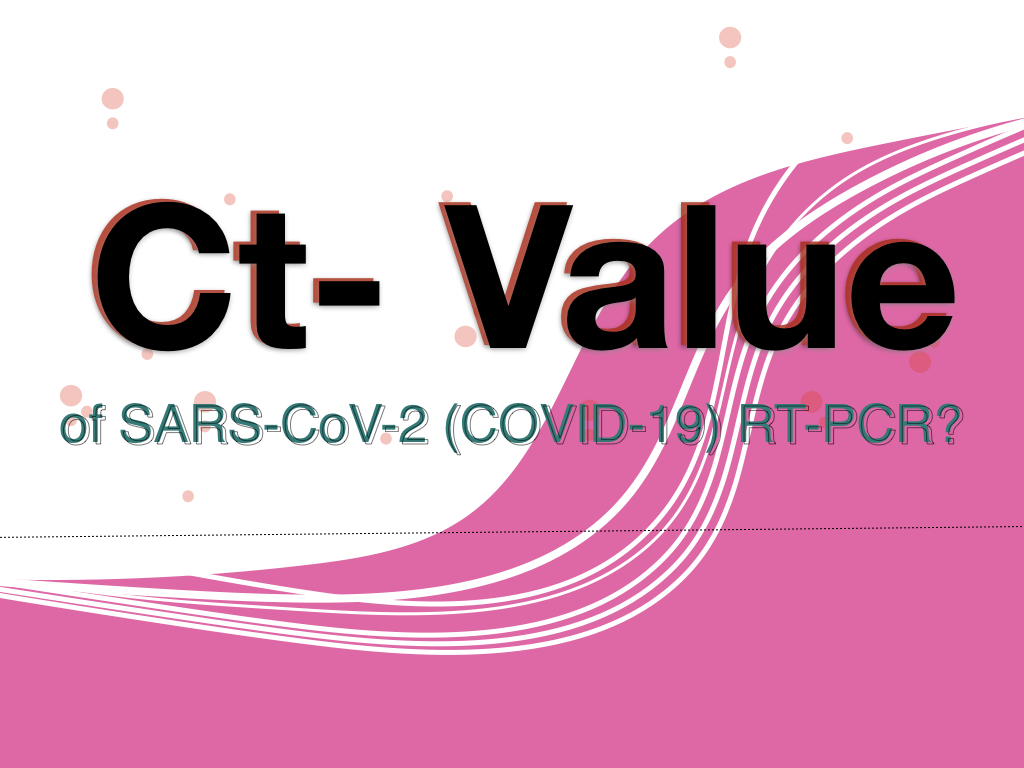 What is the Ct value of SARS-CoV-2 (COVID-19) RT-PCR?