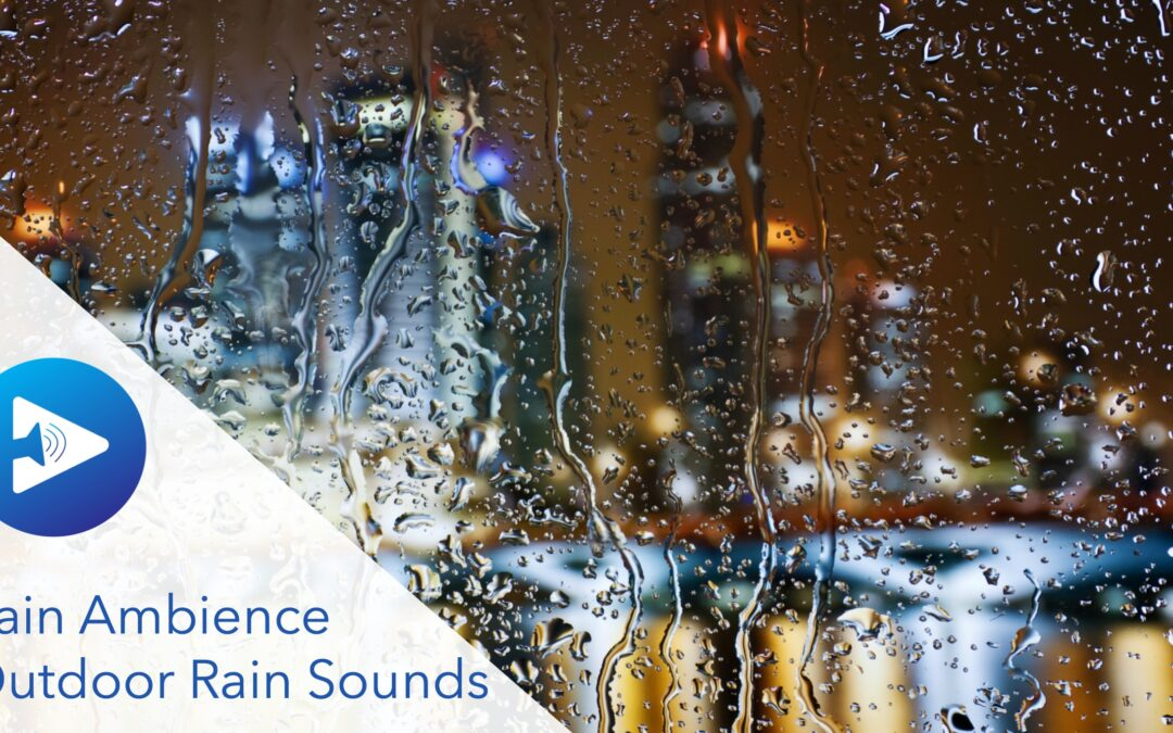 Ambient Sounds and Sound Effects