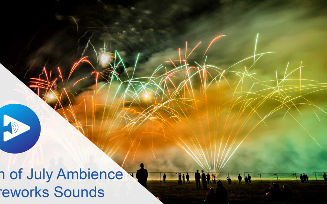 Fireworks Sounds and Sound Effects