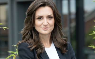 Elena Lavezzi discusses growing the world's first truly global bank