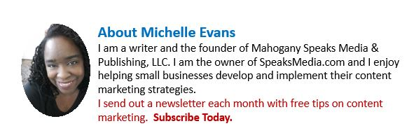About Michelle Evans