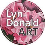 Lyn Donald Art Logo